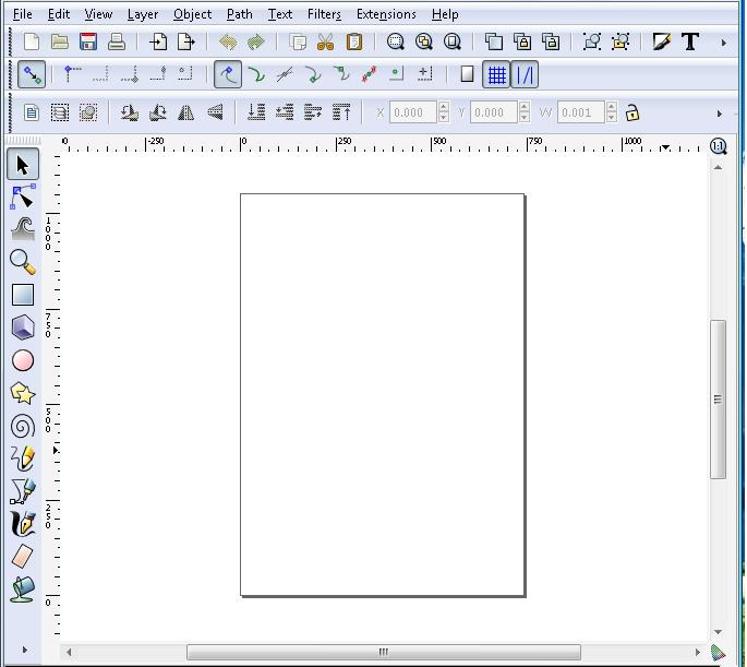 Inkscape Freeware Dari Corel Draw