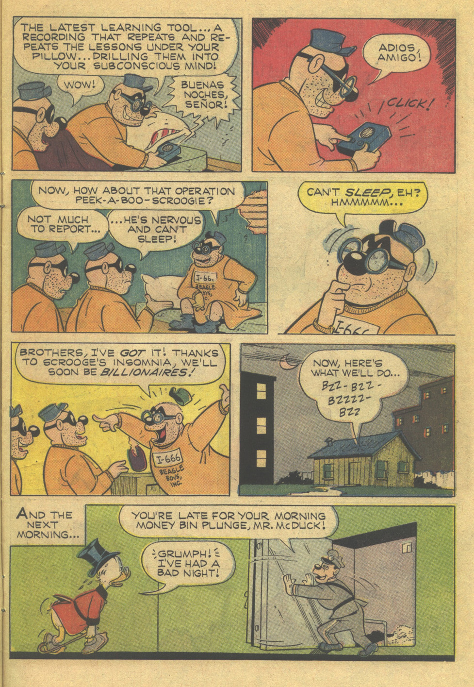 Uncle Scrooge (1953) Issue #79 #79 - English 7