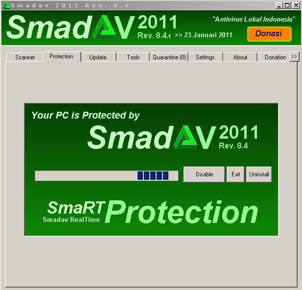 Download Smadav 2011 Rev 8.4 Antivirus Indonesia Terbaik