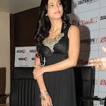Sruthi Hassan in Black Dress @ Scope Calendar Launch  Pics