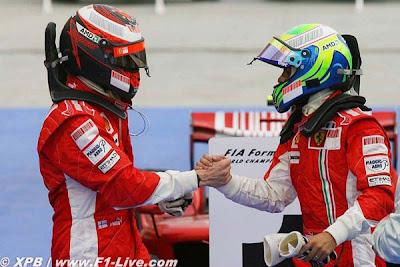 ¡Doblete Ferrari!