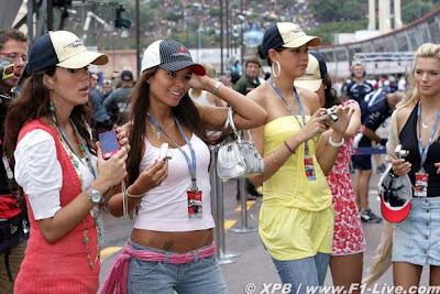 GP de Mónaco: lujo, glamour... y golfas
