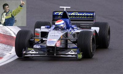 Marc Gené en Minardi
