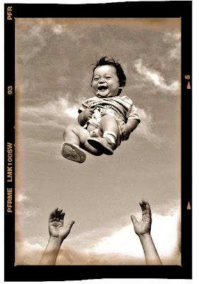 La alegría de vivir