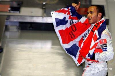 Enhorabuena Lewis