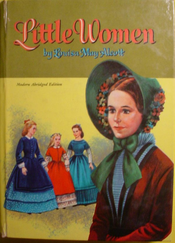 Where s the basket  you may ask Little Women Book