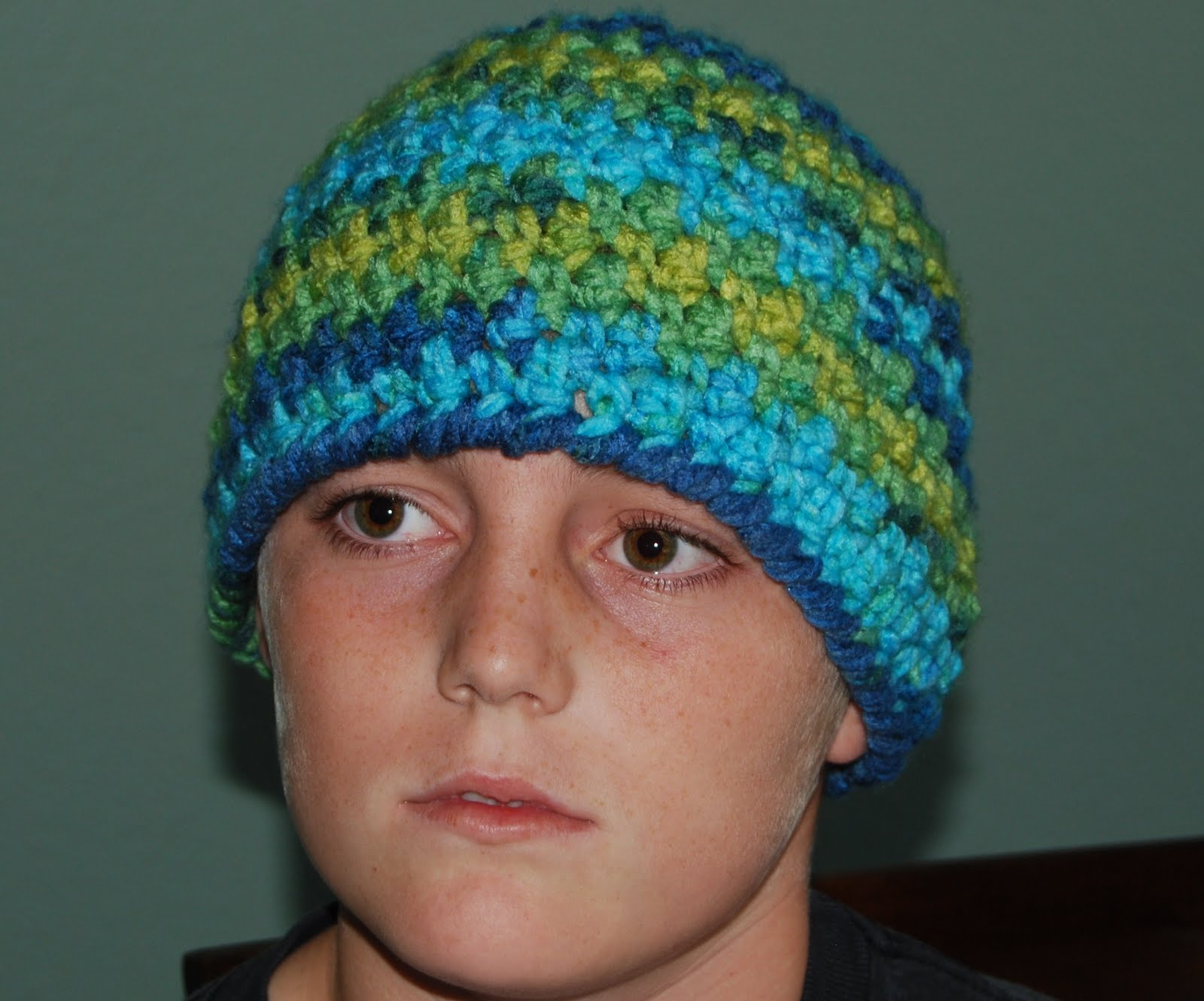 The Laughing Willow: Charisma hat - free pattern!