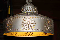 Tin Lamp