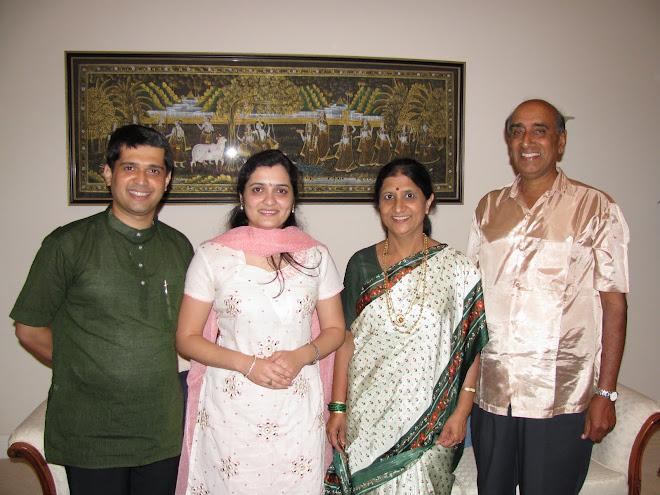 Padmashree Ram & Nalini Belgaje