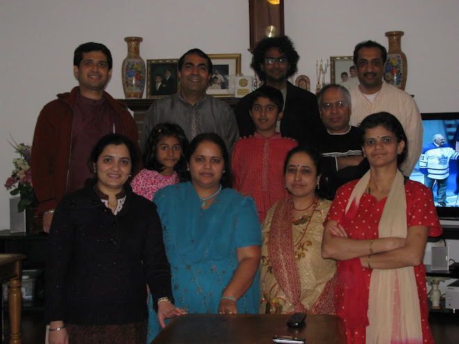 Harapanhalli family, Kulkarni Family and friends