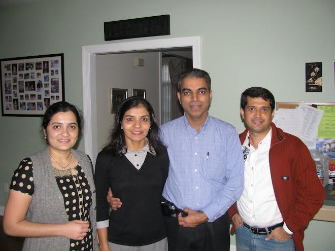 Gajanan Hegde & Vidya Hegde