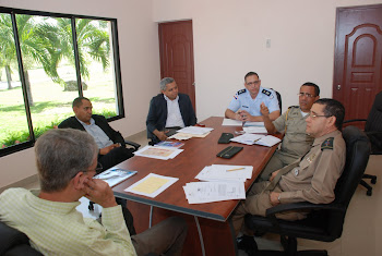 En el Ministerio de las Fuerzas Armadas