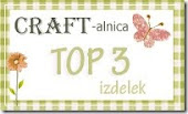 CRAFT-alnica, uvrstitev med TOP 3