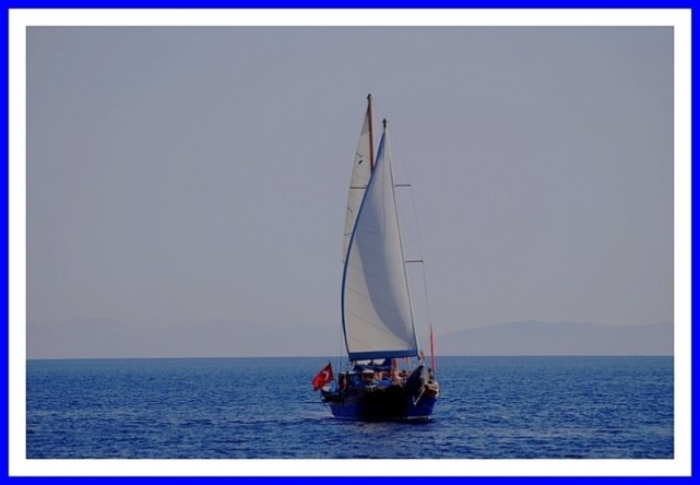117- Gökova'da yelken açmak