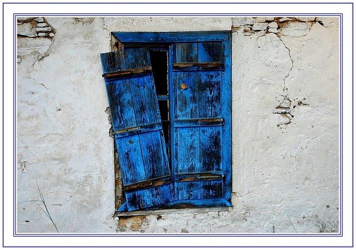 290 - Mavi Pencere