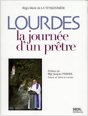 Lourdes, la journée d'un prêtre
