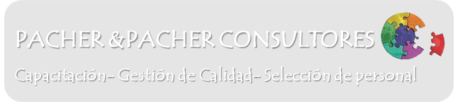 PACHER &amp; PACHER CONSULTORES