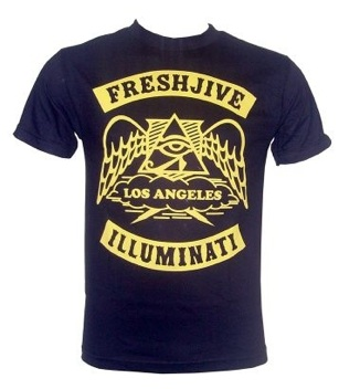 23 Illuminati Inspired T-Shirts