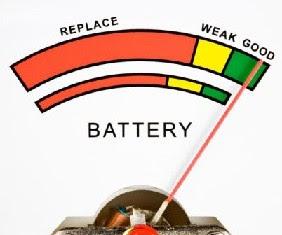 laptop battery activation