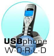 skype phone, USB Phone World