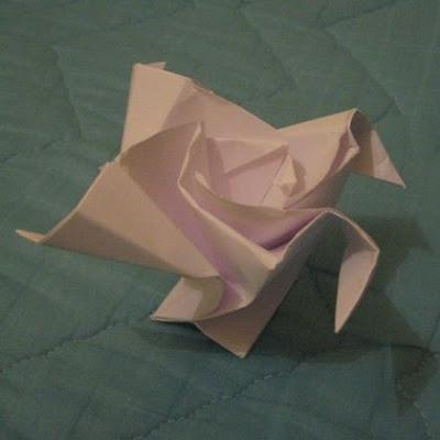 Origami flower box diagrams mightylinksfo