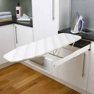 Colores para decorar ideas para cuartos de plancha - Mueble de planchar ...