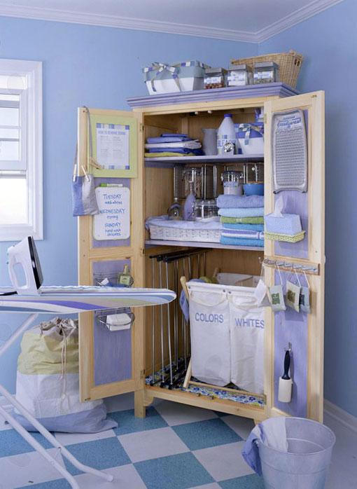 Colores para decorar ideas para cuartos de plancha - Cuarto de plancha ...