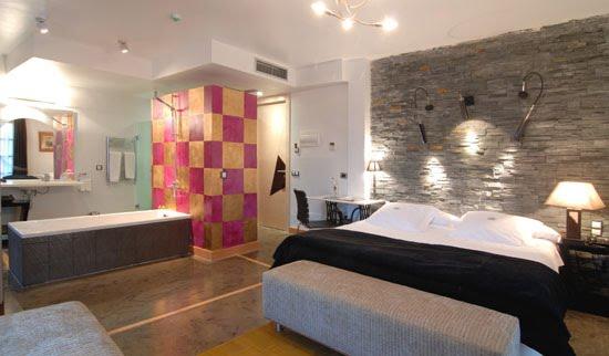 Colores para decorar con que colores combina una pared de - Colores pared dormitorio ...