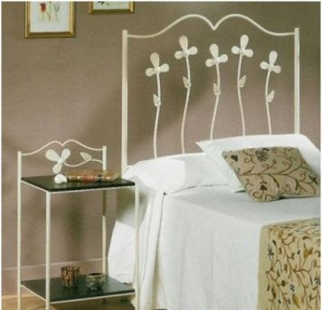Colores para decorar cabeceros cama originales - Decorar pared cabecero cama ...