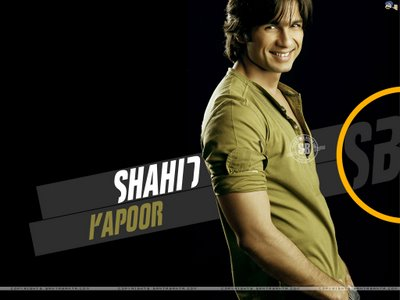 New Wallpapers Of Shahid Kapoor