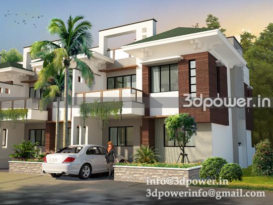 Row House Designs In India | Joy Studio Design Gallery - Best Design