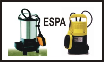 Electrobombas Sumergibles e Inmersibles (desagüe)