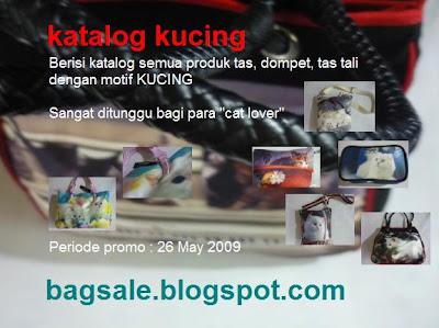 pusat grosir tas wanita murah & berkualitas: tas kucing
