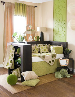 gama cromatica tema verde