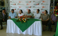 inauguracion sucursal de Banco Azteca
