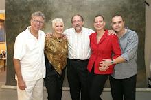 Bobby, Ceci, Alberto Romeu, Veronica & Jose Luis