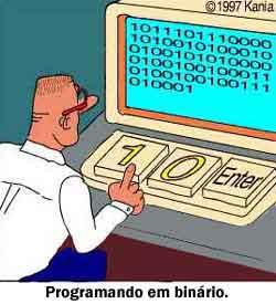 data binaria