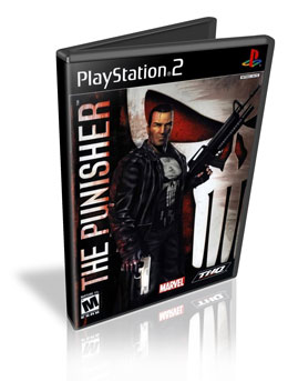 Download PS2 The Punisher Uncensored NTSC