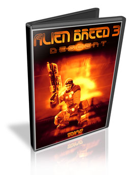 Download PC Alien Breed 3 Descent + Crack 2010 SKIDROW Full Completo