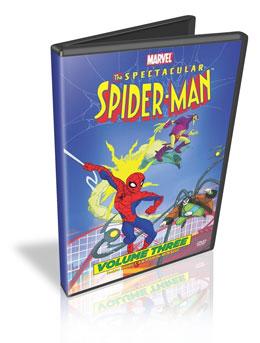 Download O Espetacular Homem Aranha Volume 1,2 e 3 dublado DVD-R