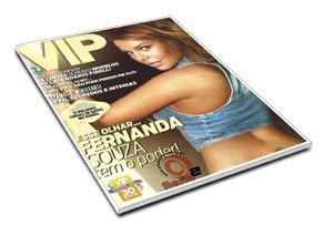 VIP Fernanda Souza (Janeiro de 2011)
