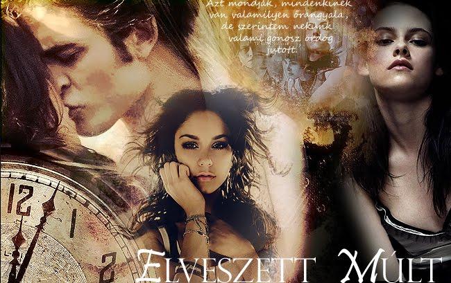 """V.H.: Elveszett Múlt """"Az érzések változnak, de az emlékek örökké megmaradnak"""" {Puszmó és Alice}"""