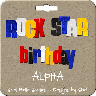 http://shelbellescraps.blogspot.com/2009/04/rock-star-birthday-alphas.html