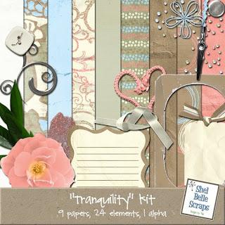 http://shelbellescraps.blogspot.com/2009/07/tranquility-elements-part-i.html