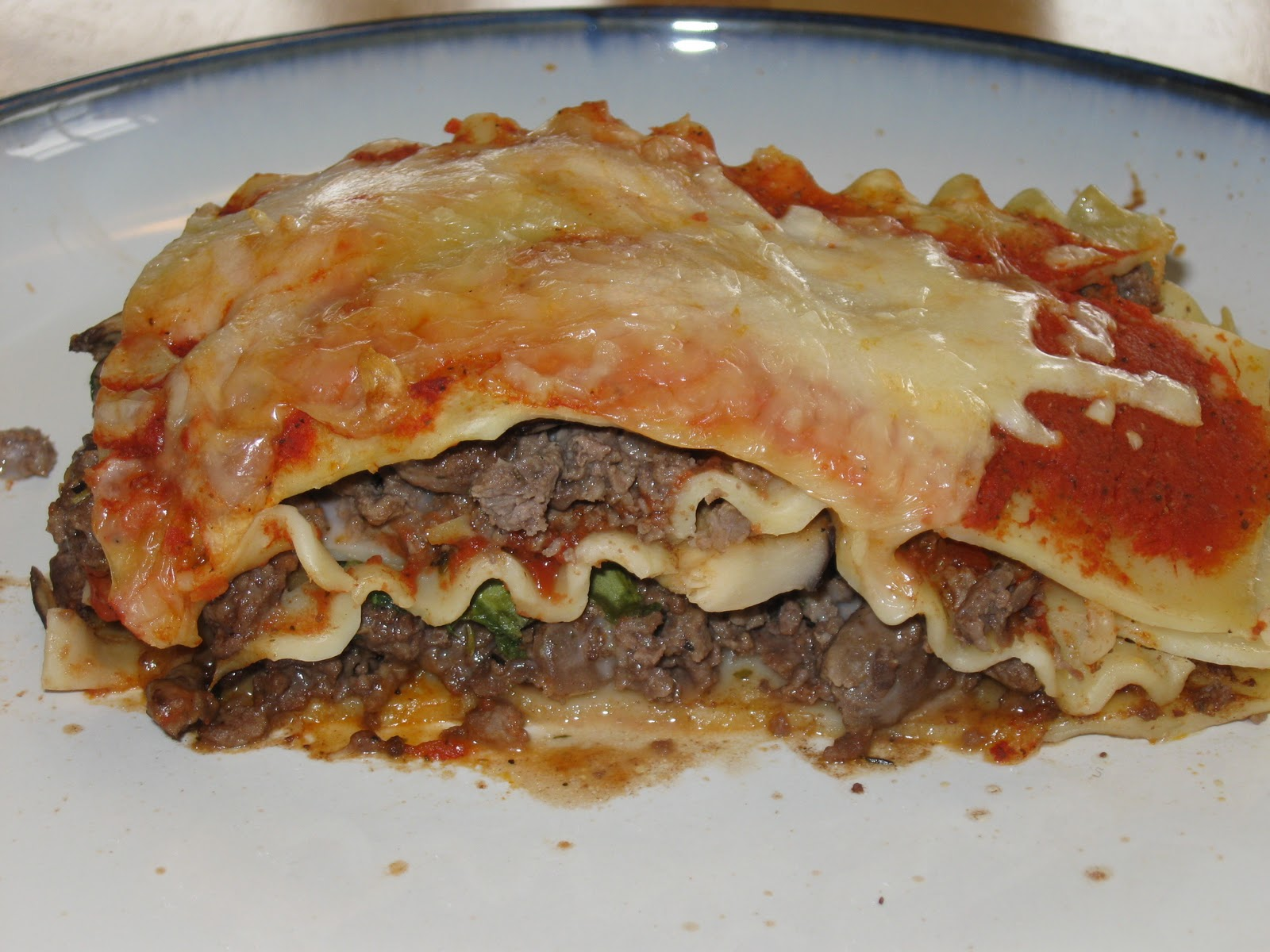 Cooked animals recipes for wild game october 2010 be honest how many of you out there have a box or two of lasagna noodles tucked away in the cupboard probably behind the can of exotic alligator meat that forumfinder Choice Image