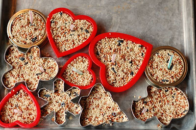 Thrifty gifts:: bird seed ornaments (for outdoor use) Seed+ornaments+9