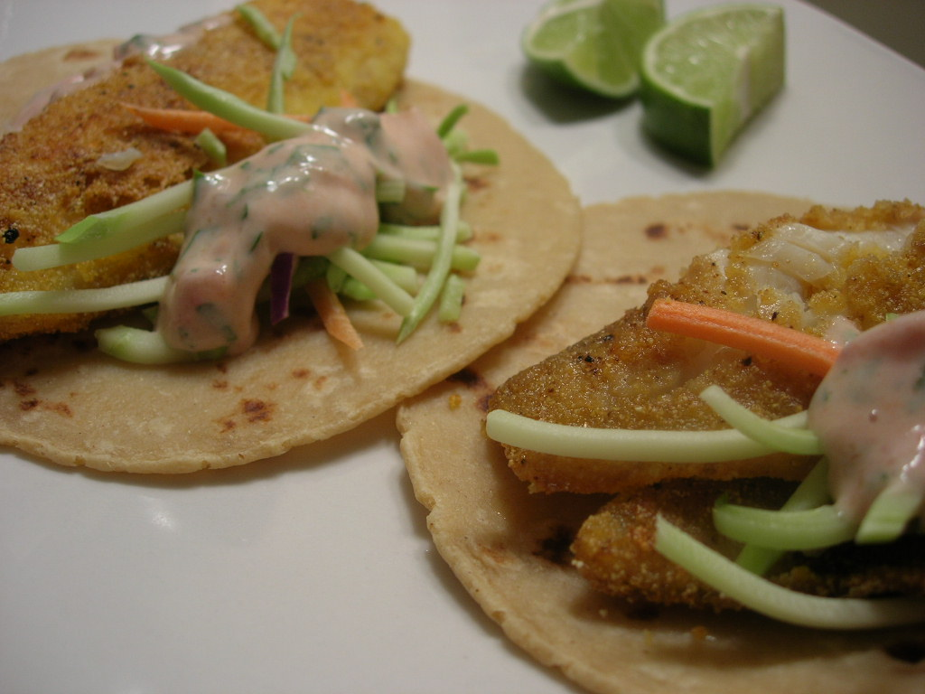 The cooking academic tilapia fish tacos for How to cook fish tacos