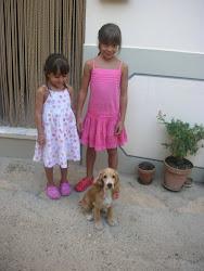 En el pueblo con las nenas