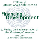 United Nations Conference on the World Financial and Economic Crisis and its Impact on Development