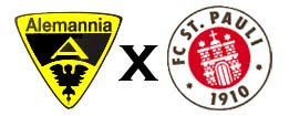 2ª Rodada - Alemannia Aachen : St.Pauli